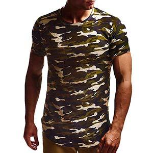 Camisetas de Camuflaje