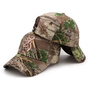 Gorras de camuflaje