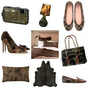 Accesorios de camuflaje y Artículos de camuflaje varios